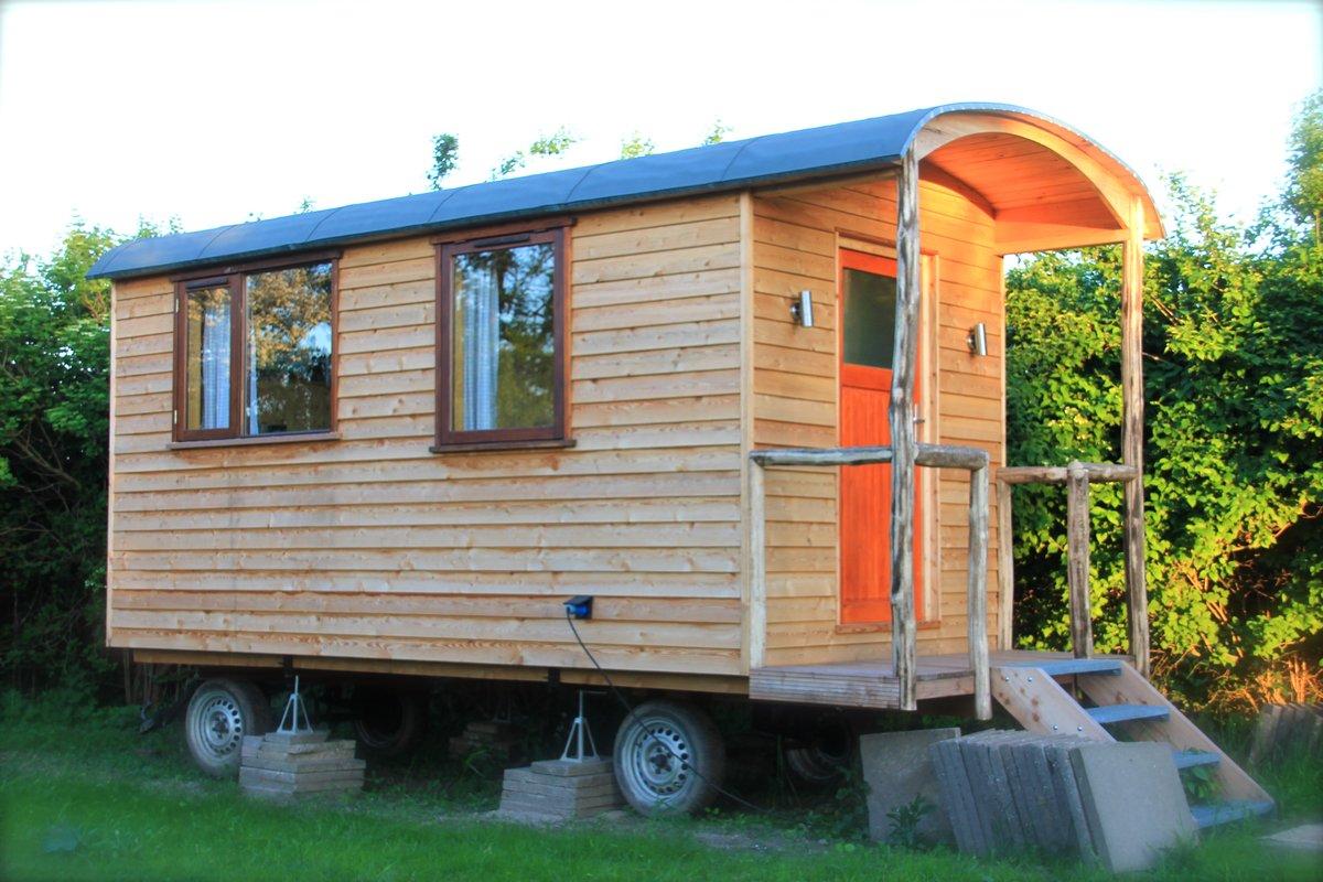 Probewohnen Tiny Houses Villa On Wheels